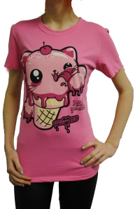 kittycone shirt
